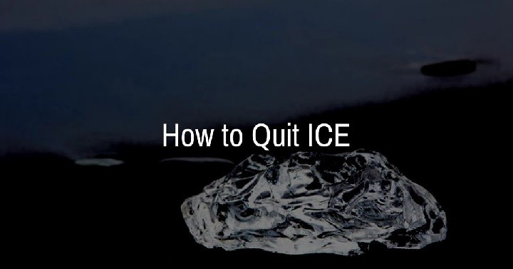 How to Quit ICE