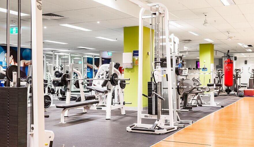 Rehabilitation facility equipments