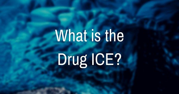 What is the drug ice
